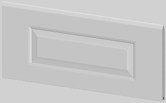 Segment bramy garażowej Krispol K2 RA