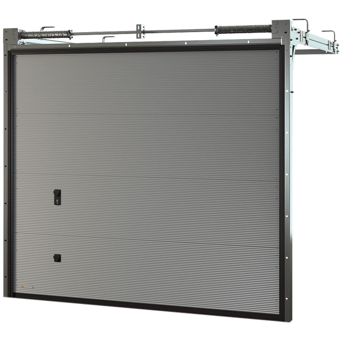 Brama garażowa Krispol K2 RM