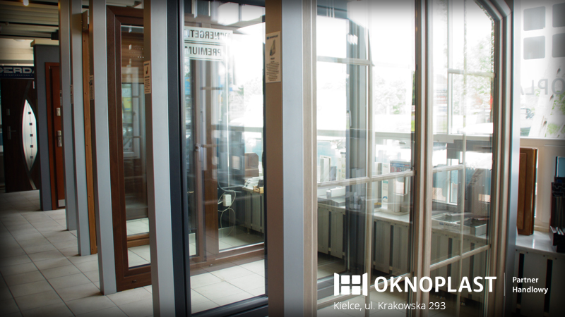 Okno Perfekt - Kielce ul. Krakowska 293