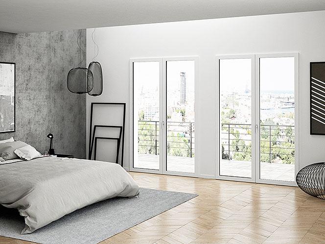 Okna pixel - galeria