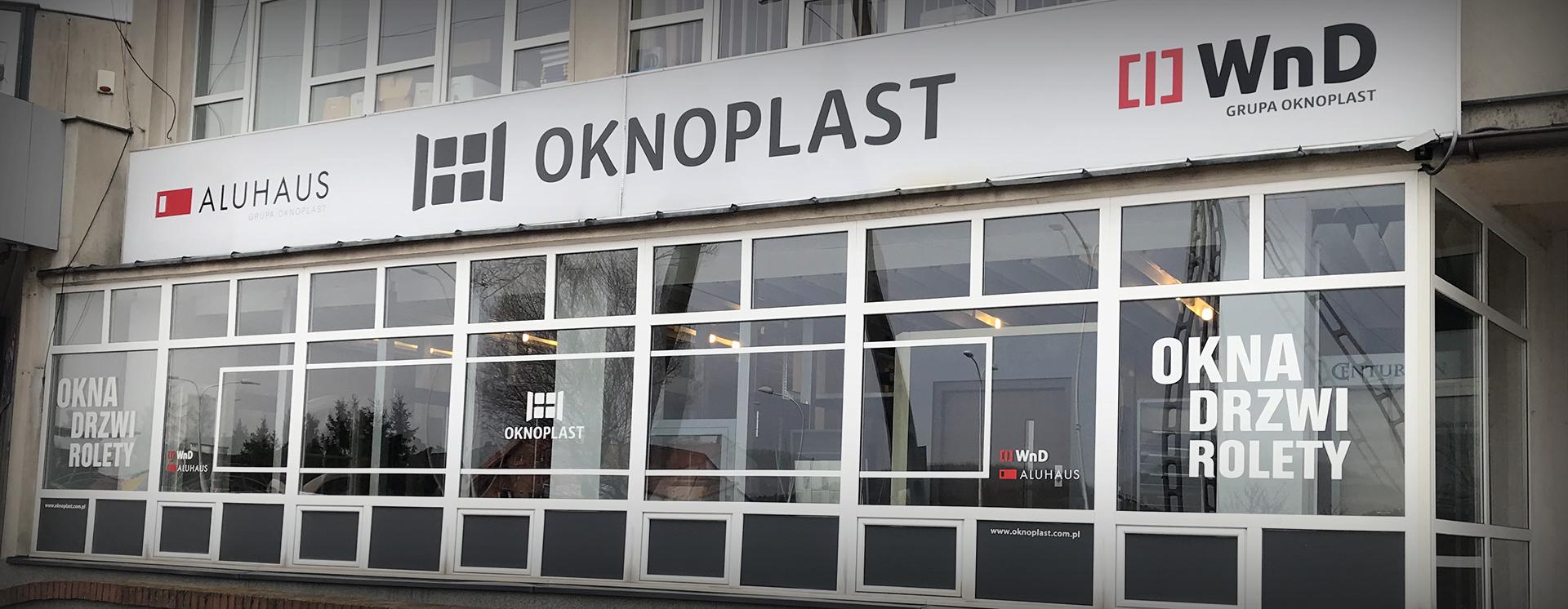 Okna na Krakowskiej Kielce ul. Krakowska 293